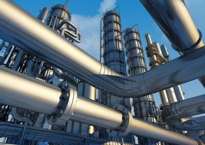 Petrokimya Endüstrisi